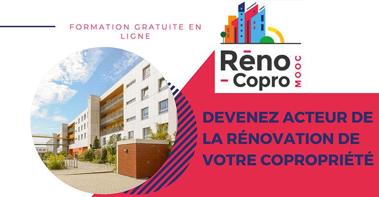 « Réno-Copro » : lancement du prochain MOOC en mars
