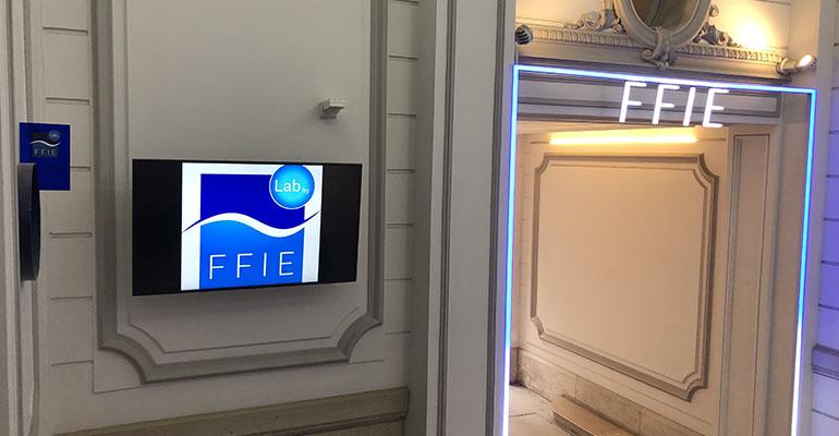 Lab by FFIE : un concentré de nouvelles technologies